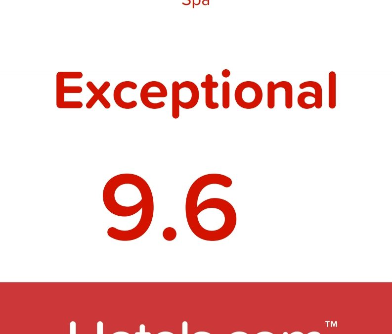 HOTELS.COM -GUEST REVIEW- AWARDS 2020