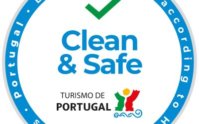 """CLEAN & SAFE"" – Turismo de Portugal"